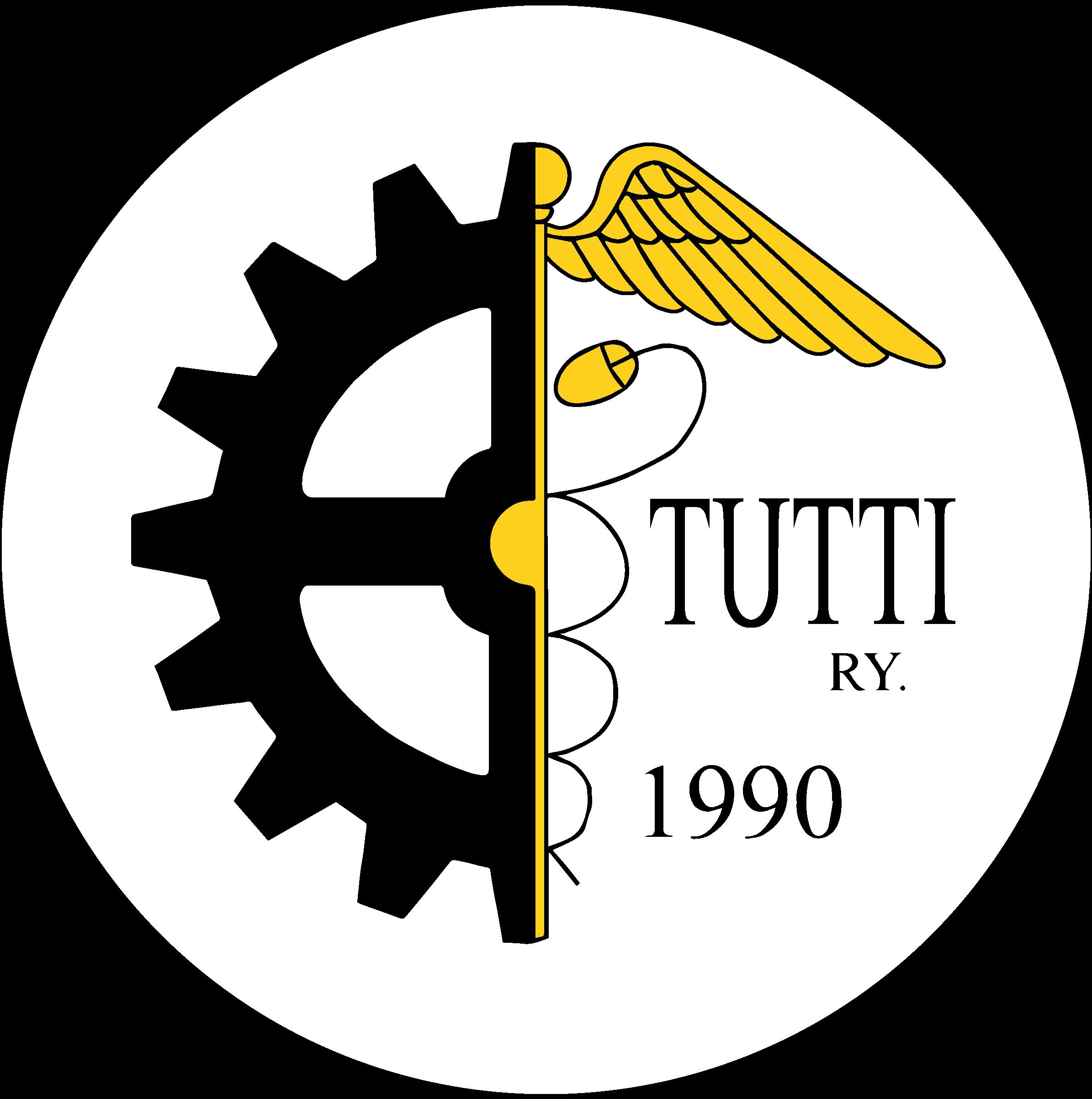 Tutti ry:n logo