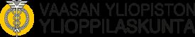 Vaasan yliopiston ylioppilaskunta logo